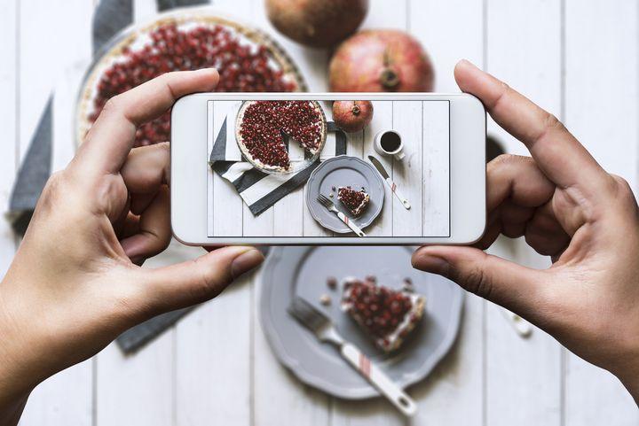 Selbstgekochte Meisterwerke werden gerne auf Instagram & Co. gezeigt.