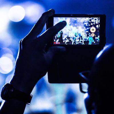 Funktionen einer Android-Kamera