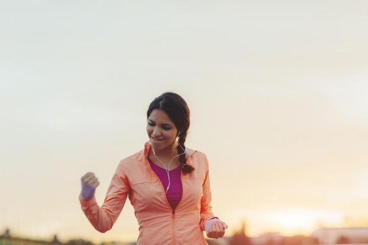 Self-Tracking ermöglich ein individuelles Trainingsprogramm, das zum Erfolg führt.