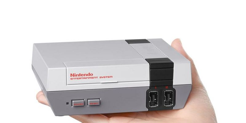 """Nintendo Classic Mini"""