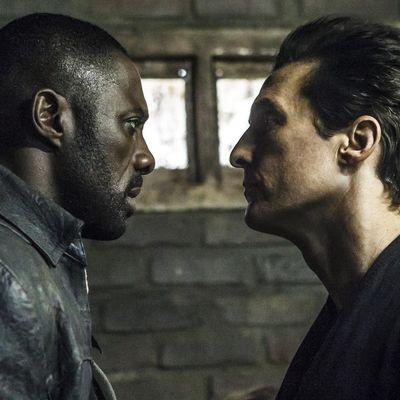 """In """"Der Dunkle Turm"""" treffen der Revolvermann und der Mann in Schwarz aufeinander."""