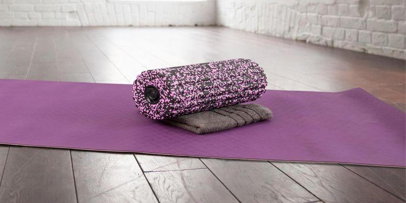 Fit mit Vibration: Medisana PowerRoll Soft