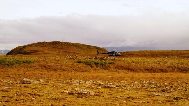 die Golden Circle Tour führte uns tief ins Landesinnere zu einigen der Hauptsehenswürdigkeiten Islands