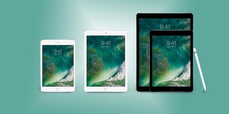 """Das """"iPad"""" soll das """"iPad Air 2"""" ablösen."""
