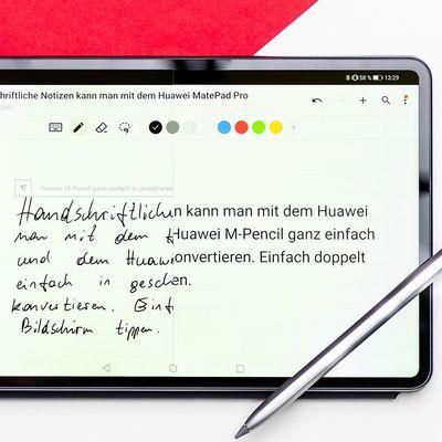 """Das Huawei """"MatePad Pro""""."""