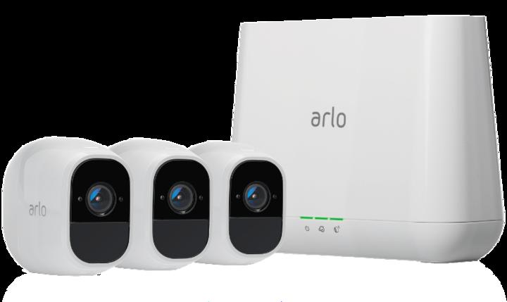 """Die """"Arlo Pro 2"""" von Netgear."""