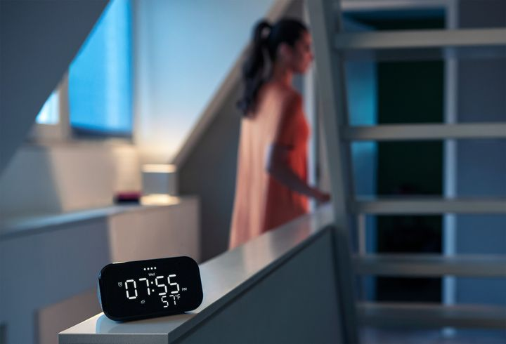 Smart Clock für jeden Raum.