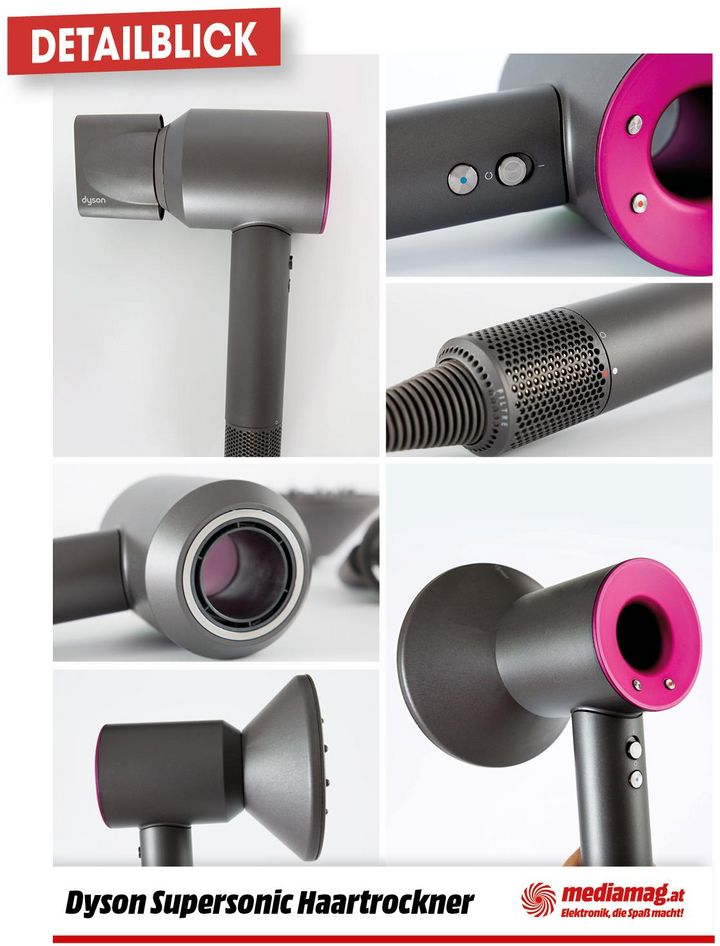 So cool ist der Dyson Supersonic