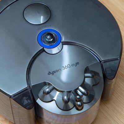 Saugroboter deluxe: Dyson 360 Eye