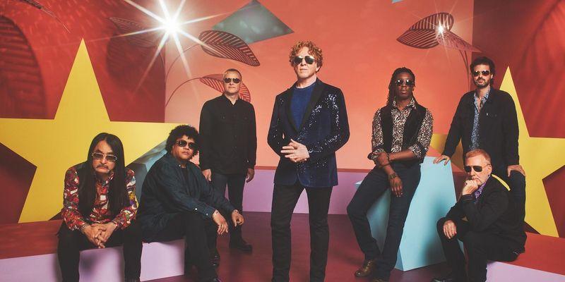 """Simply Red melden sich mit ihrem Album """"Blue Eyed Soul"""" zurück."""
