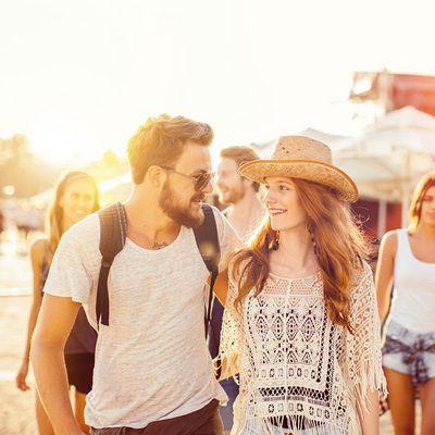 Verfolgen Sie Sommer-Festivals auf Twitter und Instagram
