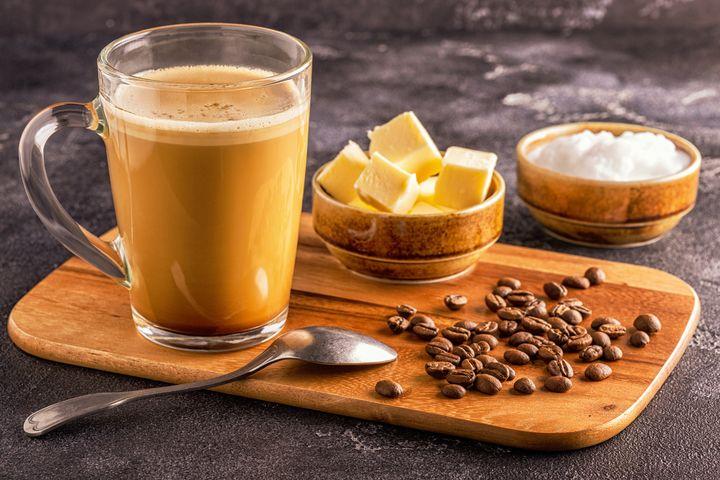 Bulletproof-Kaffee versorgt Sie mit jeder Menge Energie.