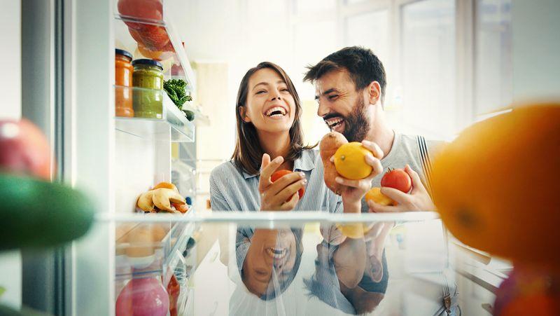 So bleiben Früchte und Gemüse frisch.