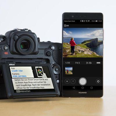 Schnell und smart: Nikon D500