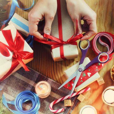 Tipps zum Geschenkeeinpacken