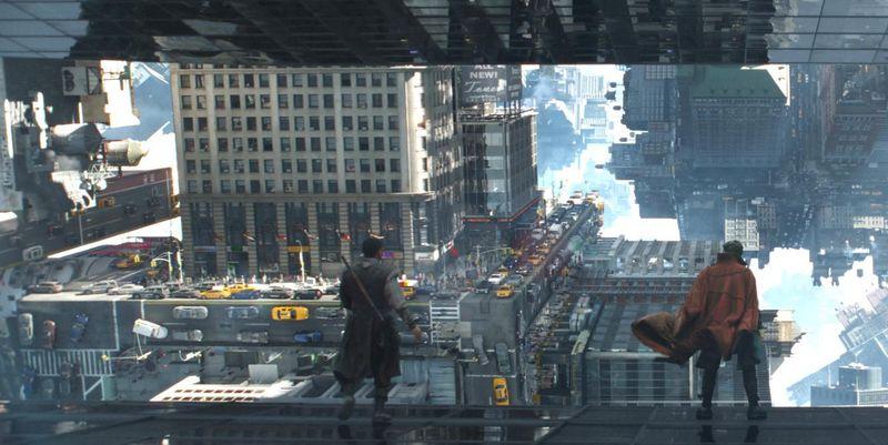 """Magischer Trailer zu """"Doctor Strange"""" deutet Zeitreisen an."""