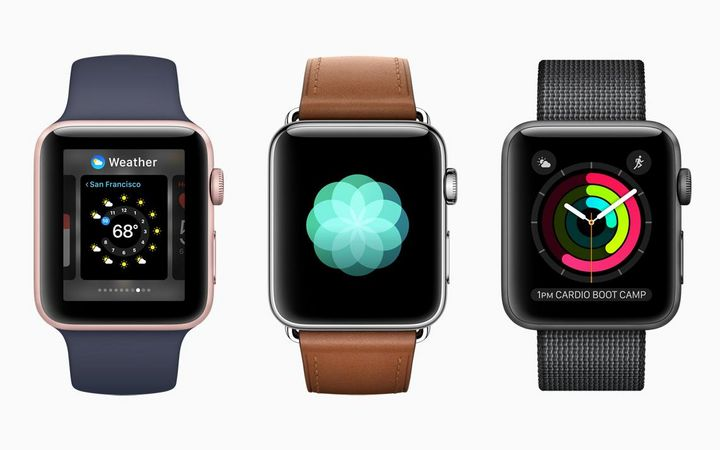 Die neue Apple Watch Series 2