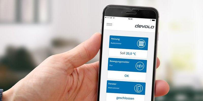 Das kann die my devolo App