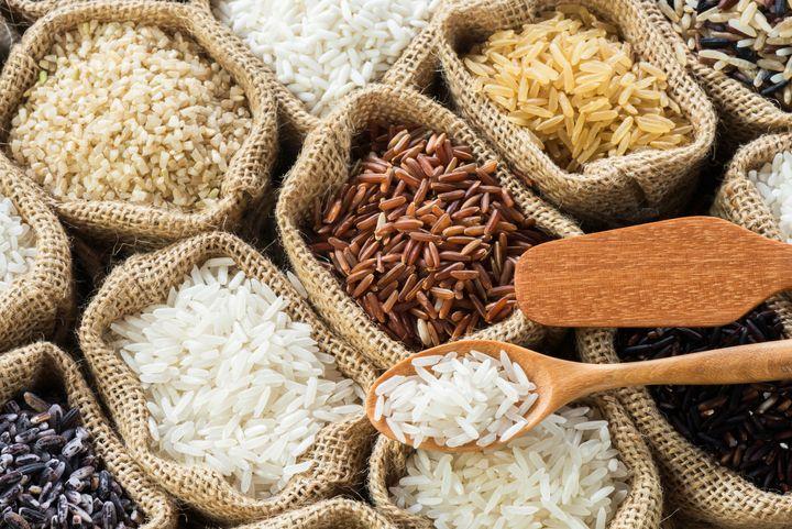 Reismehl wird in Asien oft eingesetzt.