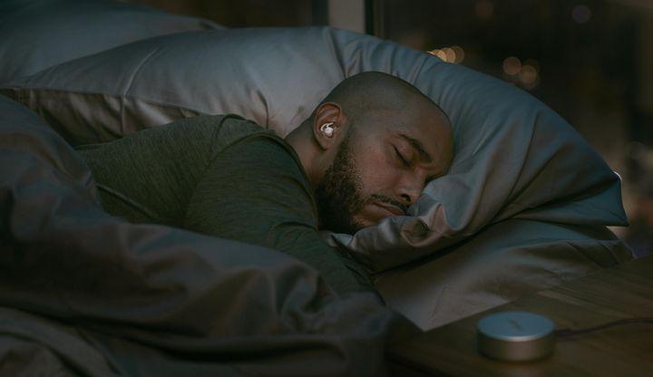 Bose Noise Masking Sleepbuds blenden störende Geräusche beim Einschlafen aus.