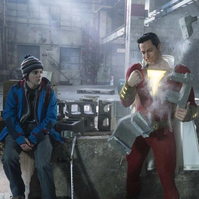 """Die Superhelden-Komödie """"Shazam!"""" ist auf Blu-ray und DVD erschienen."""