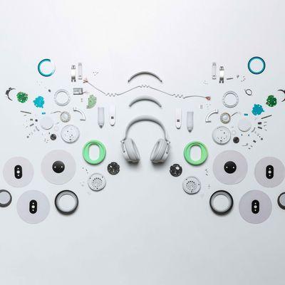 Microsoft präsentierte seine eigenen Kopfhörer.