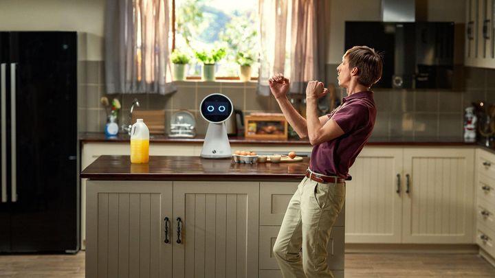 Bosch auf der CES 2019: Vernetzter Kühlschrank mit Lebensmittelerkennung