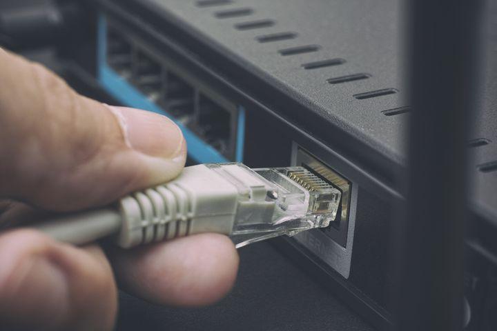 Eine Internetverbindung ist die Grundvoraussetzung.