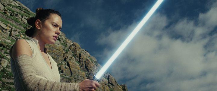 """""""Die letzten Jedi"""" führen die aktuelle Trilogie fort."""