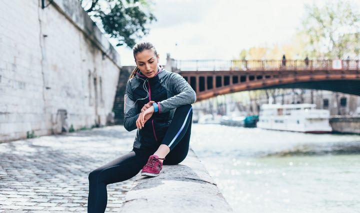 Samsung Gear Sport punktet mit Fitness-Apps starker Partner.