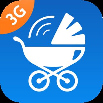 """Die Smartphone-App """"Babymonitor 3G"""" bietet sogar mehr smarte Funktionen als die meisten Hardware-Lösungen."""