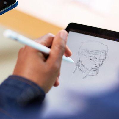 Das richtige iPad-Zubehör steigert die Kreativität.