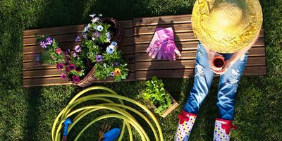 So wird Ihr Garten frühlingsfit.