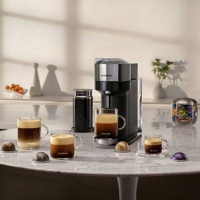 Die neue Nespresso VERTUO-Linie