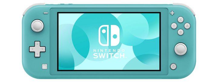 """Das ist das neue Modell: """"Switch Lite""""."""