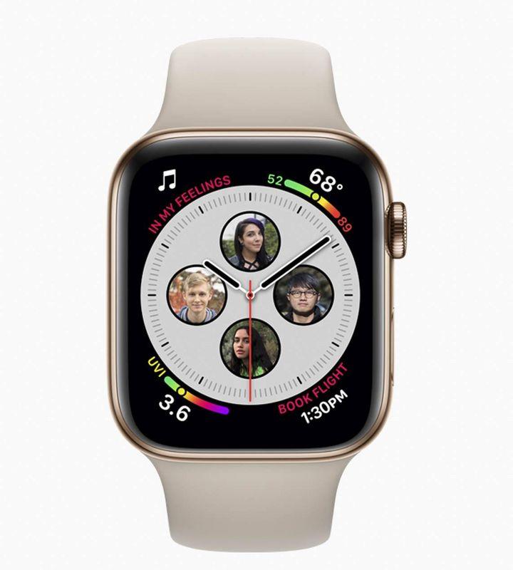 Die außergewöhnlichen Details von Apple Watch 4, iPhone Xs und iPhone Xr.
