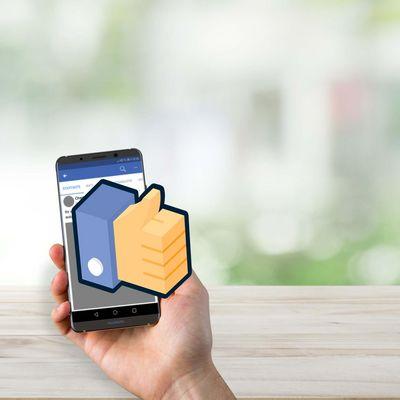 3D-Postings sind jetzt auf Facebook möglich.