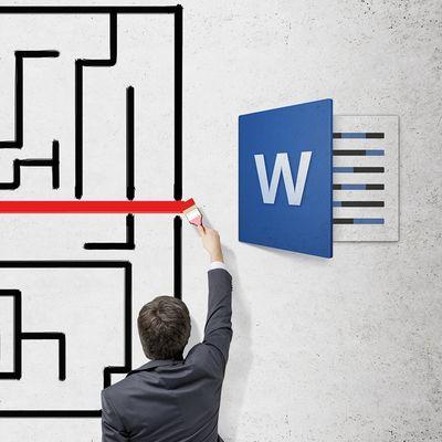 Schnell zum Ziel in Microsoft Word: Tastenkürzel!