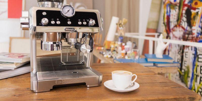 Die Maschine für Kaffee-Experten und die, die es werden wollen.