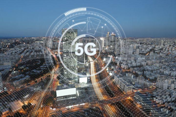 5G sorgt für schnellere Datenübertragung.