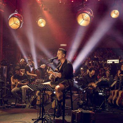 Der Alpenrocker kommt für drei Unplugged-Konzerte nach Österreich.