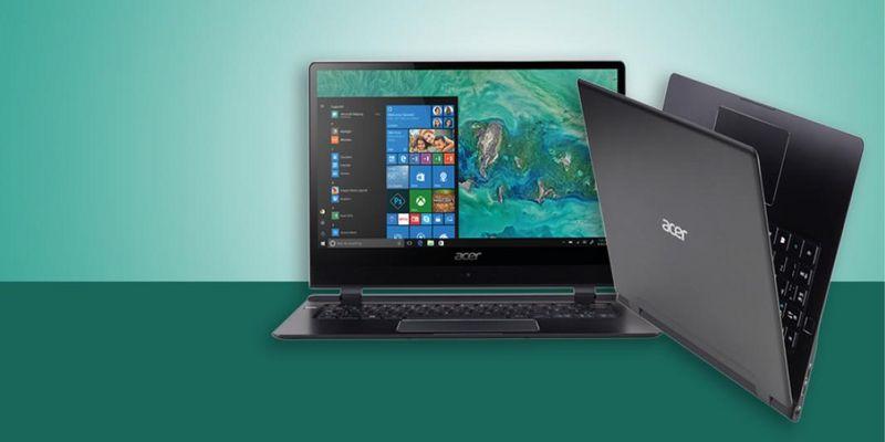 CES 2018: Das neue Acer Swift 7.