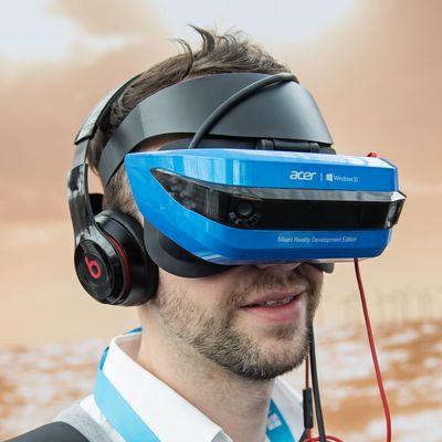 Mixed Reality: Gaming-Gadget.