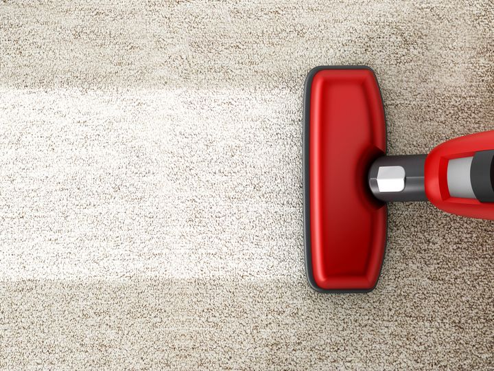 Haushaltstipps: So reinigen Sie den Staubsauger richtig.