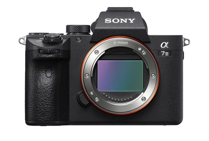 Auch beim Bildsensor selbst hat Sony geklotzt anstatt gekleckert.