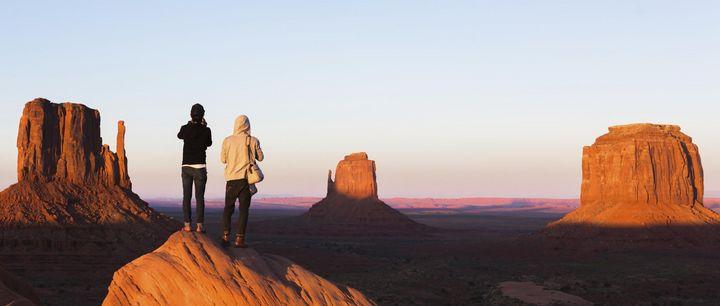 Atemberaubende Panoramen aus dem Urlaub.