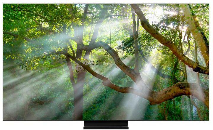 8K-Fernseher sind im Kommen.