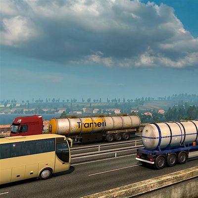 Euro Truck Simulation 2: Legendary Edition