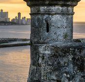 Abendstimmung in Havanna.