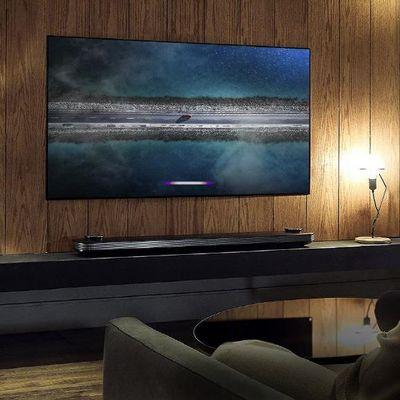 LG stellt auf der CES TV-Gerät mit künstlicher Intelligenz vor.